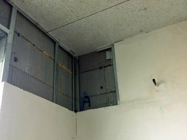 Isolamento termico modena campogalliano posa cappotto interno pareti tetto solaio soffitto - Isolamento termico dall interno ...